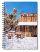 Goldpoint-nevada Spiral Notebook