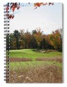 Golf Anyone? Spiral Notebook