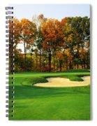 Golf Course, Great Bear Golf Club Spiral Notebook
