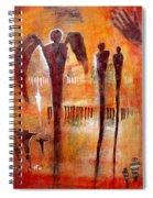 Golgotha Petroglyph Spiral Notebook