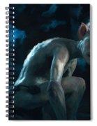 Gollum Spiral Notebook