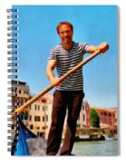 Gondolier Spiral Notebook