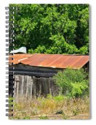 Gone Home Spiral Notebook