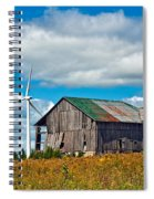Gone With The Wind Spiral Notebook