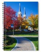 Gonzaga Pathway Spiral Notebook