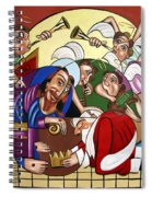 Good And Faithful Servant Spiral Notebook