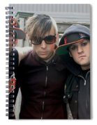Good Charlotte Spiral Notebook