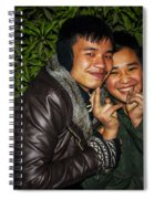 Good Friends Spiral Notebook