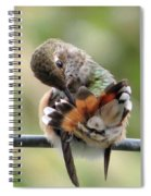 Good Grooming Spiral Notebook