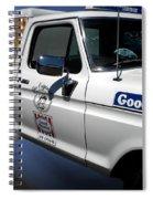 Good Humor Ice Cream Truck 02 Spiral Notebook