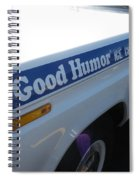 Good Humor Ice Cream Truck 03 Spiral Notebook