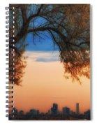 Good Morning Denver Spiral Notebook