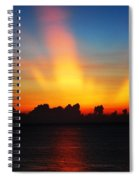 Good Morning Fort Laurderdale Spiral Notebook