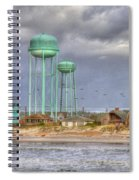 Good Morning Topsail Island Spiral Notebook