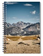 Goodale Pass Spiral Notebook