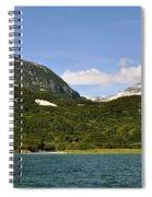 Goodbye Katmai Spiral Notebook