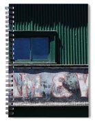 Gooderham And Worts Spiral Notebook