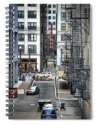 Goodman Chicago Spiral Notebook