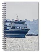 Goodtimes 3 Spiral Notebook