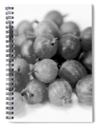Gooseberries Spiral Notebook