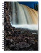 Gooseberry Falls Spiral Notebook
