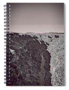 Gorge Spiral Notebook
