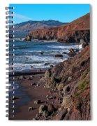 Gorgeous Sonoma Coast Spiral Notebook