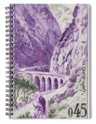 Gorges Kerrata Spiral Notebook