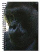 Gorilla-10 Spiral Notebook