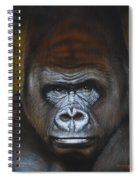 Gorilla Spiral Notebook