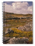 Gorse And Heather Spiral Notebook