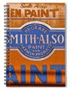 Goshen Paint Company Spiral Notebook