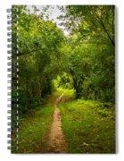 Gosnell Big Woods Trail Spiral Notebook