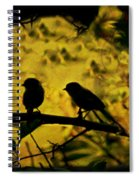 Gossipers Spiral Notebook
