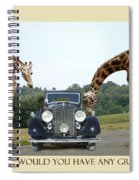 Got Grey Poupon Spiral Notebook