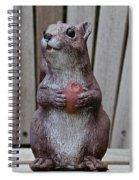 Got Nuts Spiral Notebook
