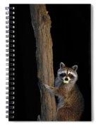 Gotcha The Cornbread Bandit Spiral Notebook