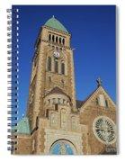 Gothenburg Church 07 Spiral Notebook