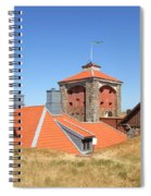 Gothenburg Fortress 05 Spiral Notebook