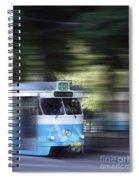 Gothenburg Tram 05 Spiral Notebook