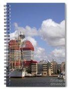 Gothenburg Utkiken Tower 07 Spiral Notebook