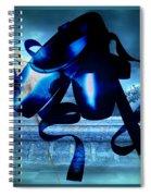 Gothic Ballet Spiral Notebook