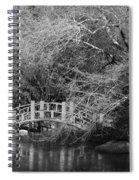 Gothic Bog Walk Spiral Notebook