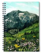 Gothic Grandeur Spiral Notebook