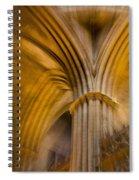 Gothic Impression Spiral Notebook