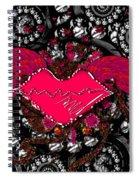 Gothic Night Spiral Notebook