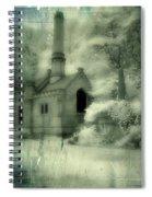 Gothic Splendor Spiral Notebook