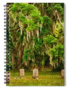 Gould's Cemetery Spiral Notebook