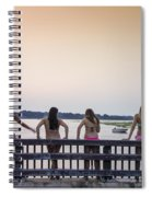 Goulds Creek Girls Spiral Notebook