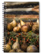 Gourds Spiral Notebook